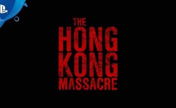 The Hong Kong Massacre es mostrado en el pre show de Sony en PGW