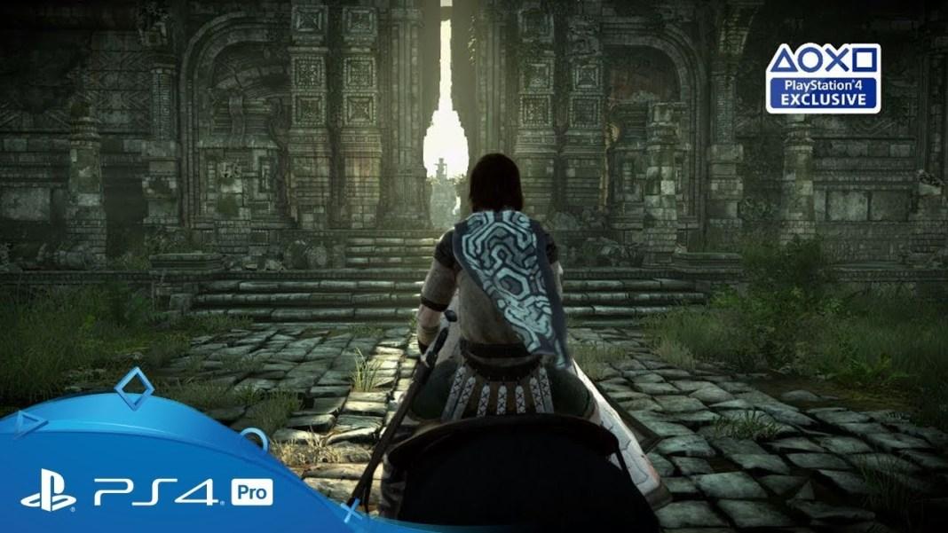 Un nuevo tráiler del remake de Shadow of the Colossus