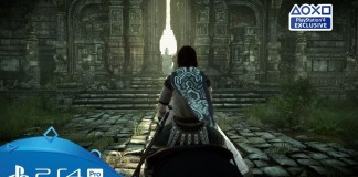 Un nuevo tráiler del remake de Shadow of the Colossus