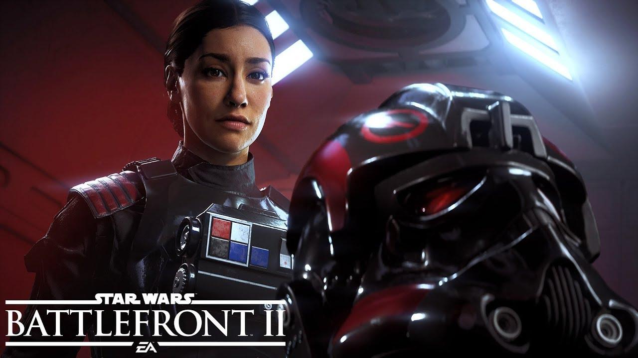Un vistazo a la campaña single player de Star Wars Battlefront 2