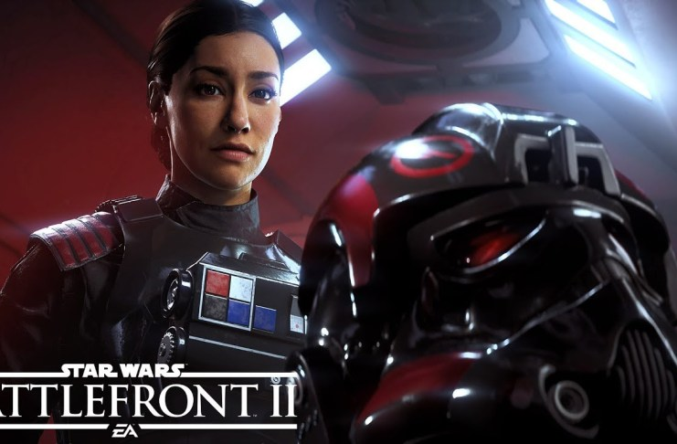 Un vistazo a la campaña single player de Star Wars Battlefront 2