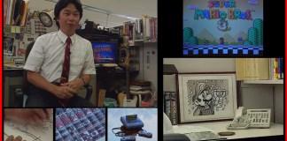 Un vistazo al cuartel de Nintendo en 1994