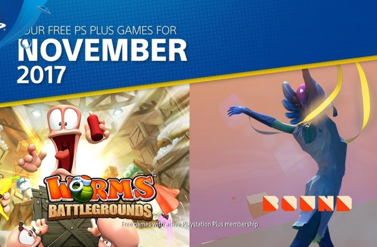 PlayStation Plus del mes de noviembre de 2017