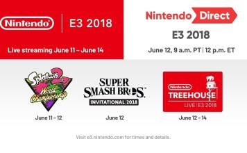 Conferencia de Nintendo en E3 2018
