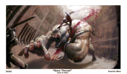 Sore Throat 2004