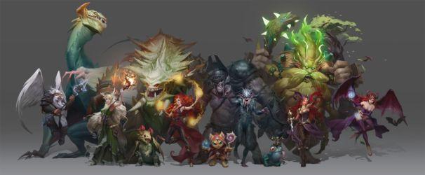 Creature Quest-Creature Quest Lineup