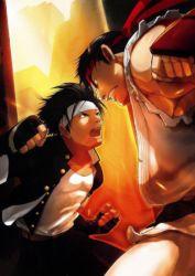 SNK vs Capcom SVC Chaos 2004
