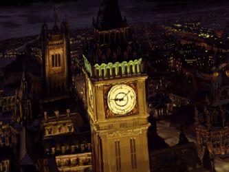 Big Ben at Night 2005