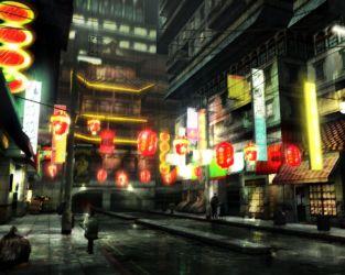 Chinatown Level Study 2005
