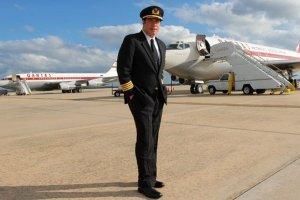 La verdadera historia del avión de John Travolta