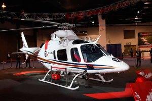 Helicóptero AW109 Trekker