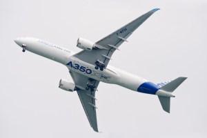 Airbus A350 XWB: avión comercial Extra Wide Body
