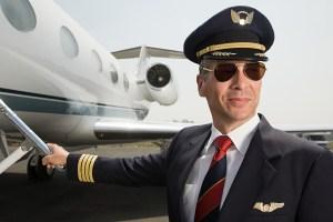 Los sueldos de los pilotos de aviones comerciales
