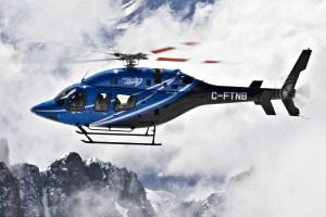 Pilotos de helicópteros: escala salarial de un piloto de helicóptero