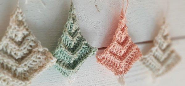 Deco Noel Crochet.Décoration Noel Anne Lee Crochet
