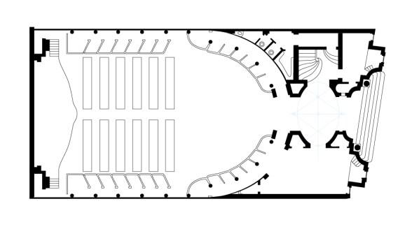 1916 PLAN Teatrul de vara CAPITOL 01