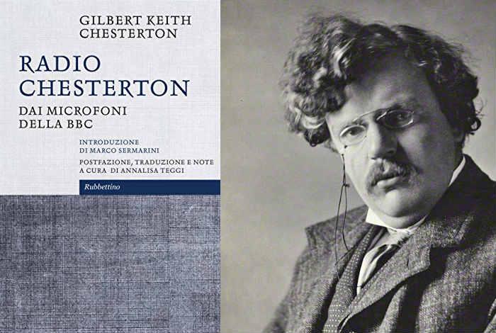 Radio Chesterton: il grande GK sulla BBC