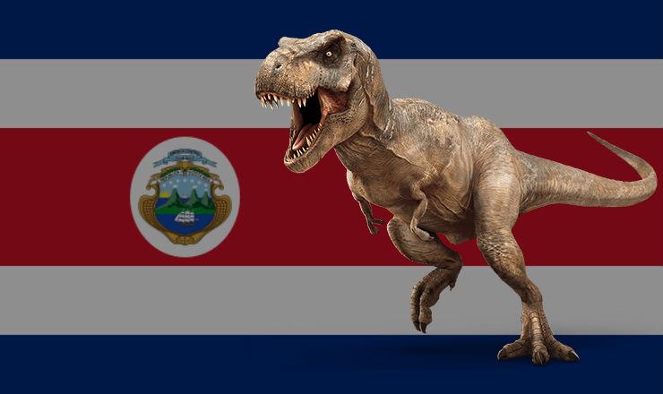 Sfiorando la Costa Rica con Jurassic Park