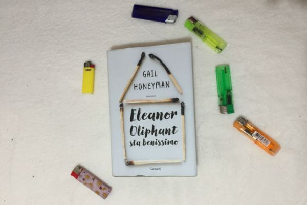 Recensione romanzo Eleanor Oliphant sta benissimo di Gail Honeyman