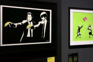 Banksy al MUDEC di Milano