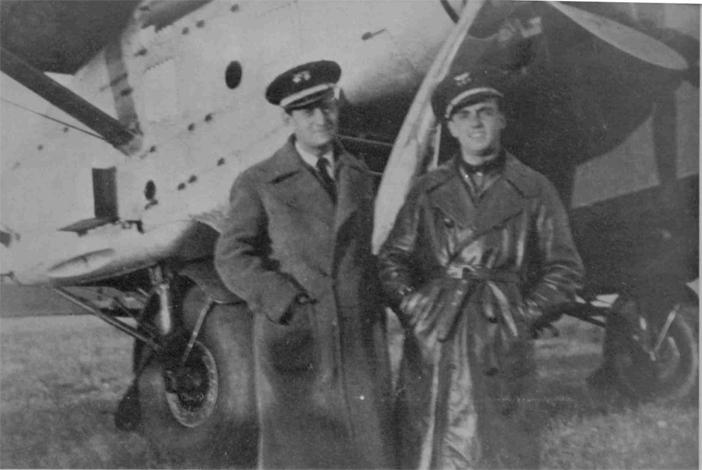Il silenzio dell'aviatore di Paul Nothomb