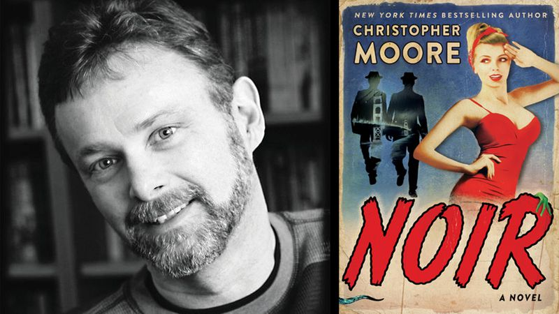 Noir di Christopher Moore