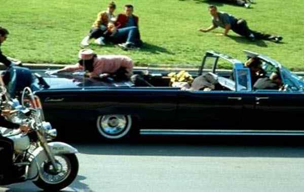 Dallas, 22 novembre 1963