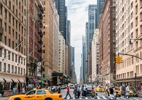 Fate a New York di Martin Millar