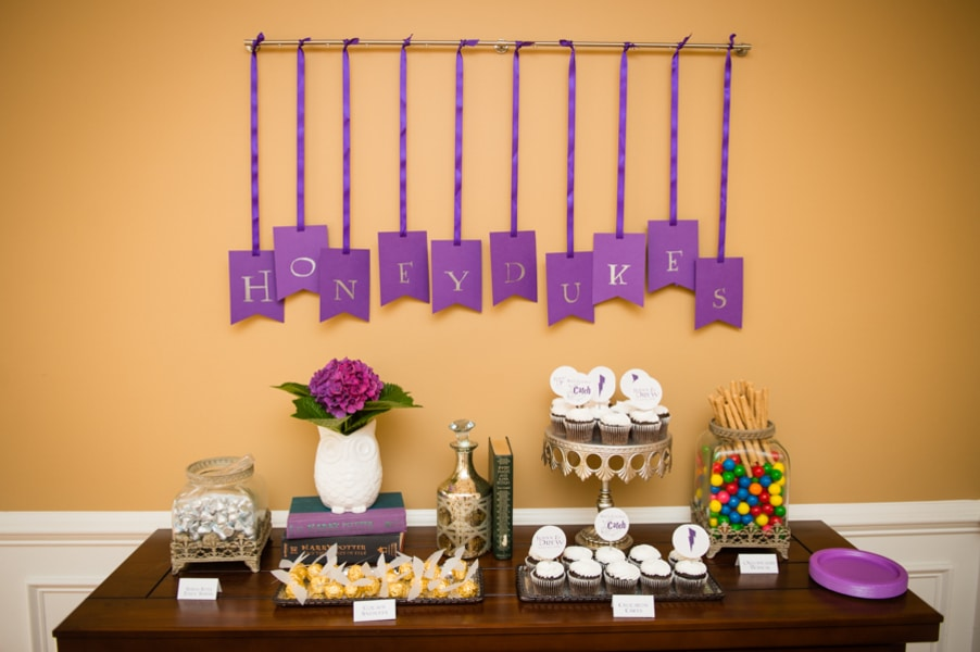 The Ultimate Harry Potter Bridal Shower