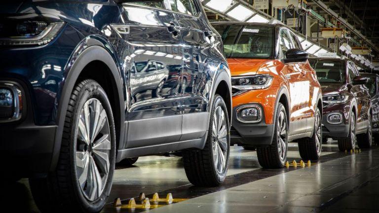 Volkswagen T‑Cross começa a ser exportado para o México