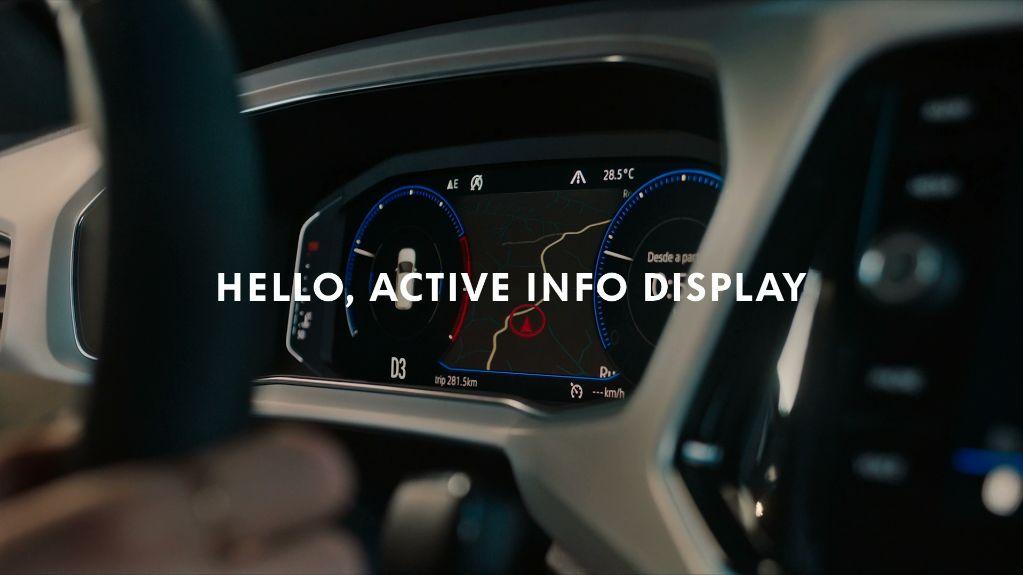 VW estreia campanha do T‑Cross para apresentar diferenciais do modelo