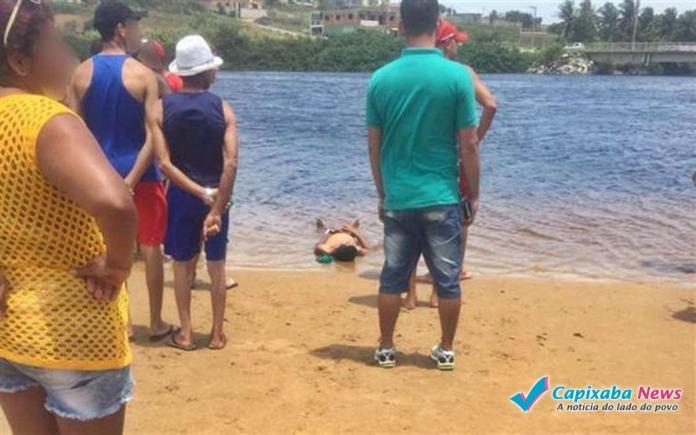 Aumenta o numero de afogamentos na Lagoa do Siri em Marataízes
