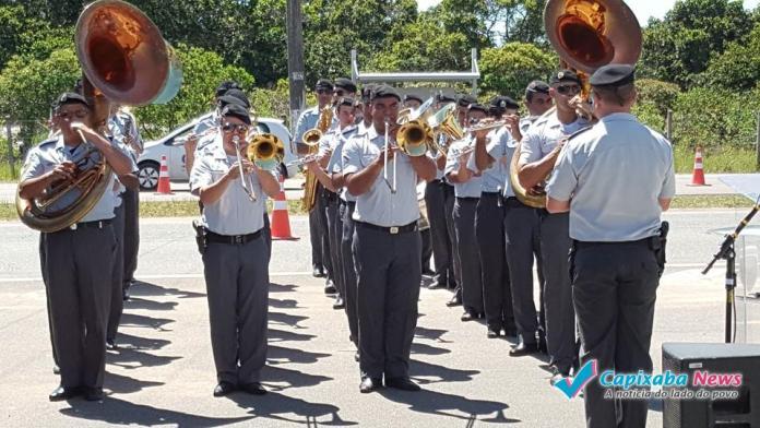 Operação Verão tem início com inauguração de DPM em Guarapari