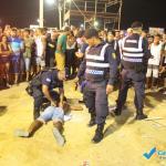 Tiroteio e  morte cancela o final do festival de verão de Marataízes