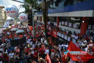 Mais de 50 cidades tiveram manifestações pró Lula