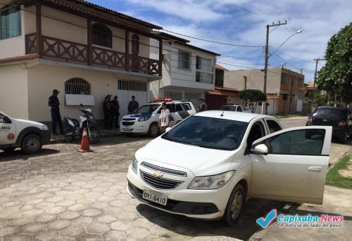 Bandidos são presos após tentativa de assalto em Itapemirim