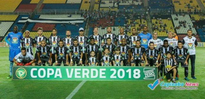 Atlético/ES pronto para fazer história