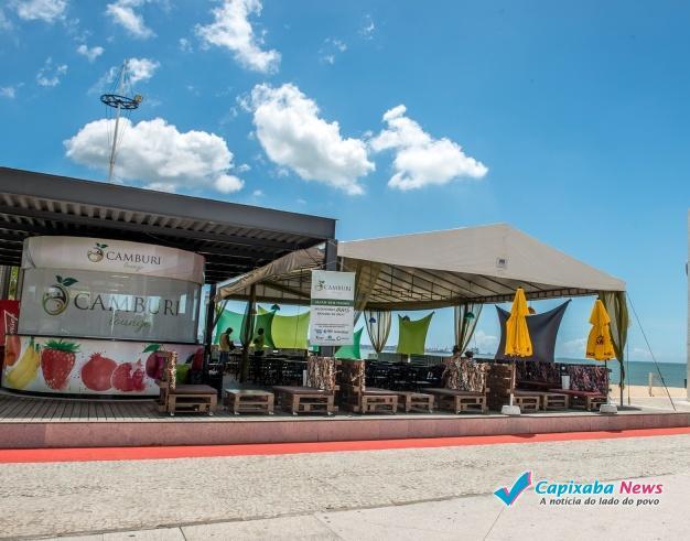 Prefeitura publica edital para concessão dos quiosques da praia de Camburi