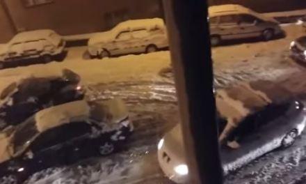 Snijeg napravio kaos u Sarajevu