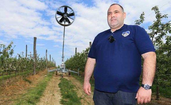 Stroj o kojemu hercegovački vinogradari trebaju razmišljati: Plaćen je 40 tisuća €