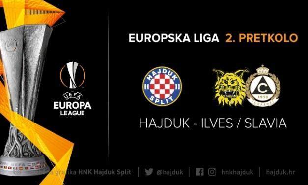 Hajduk u 2. pretkolu Europa lige protiv Slavije iz Sofije ili Ilvesa iz Tamperea