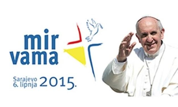 "Jozo Jakiša: ""Papa Franjo"""