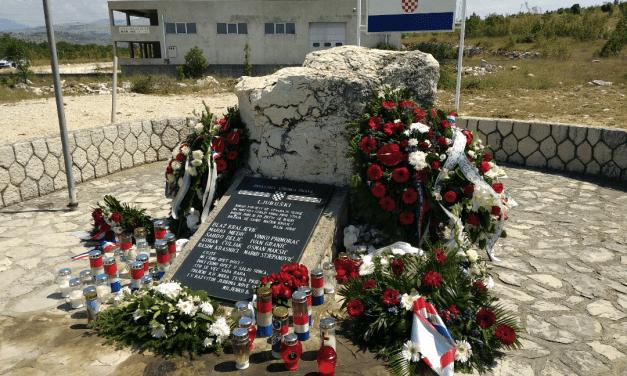 Pripadnici HVO-a su prije 28 godina ubili Blaža Kraljevića i osam vitezova HOS-a