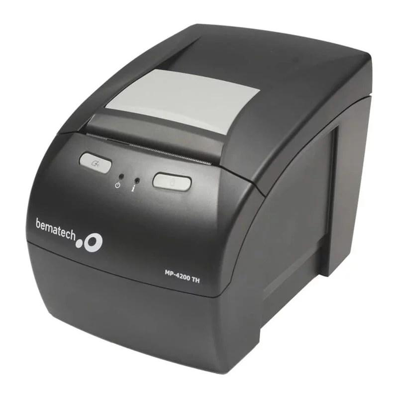 Impressora NFCe Bematech MP-4200TH USB