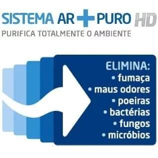 Sistema Ar + Puro HD