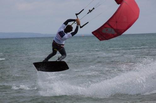 KITE SURF mondial du vent Leucate, photo Serge Briez®