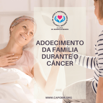 Adoecimento da Família Durante o Câncer