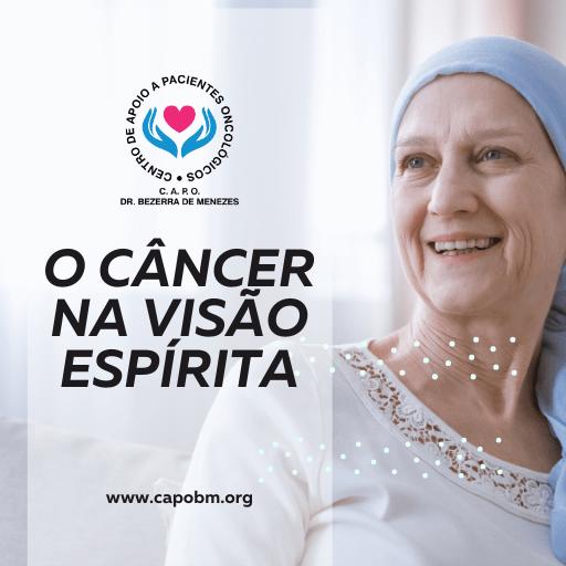 O câncer na visão espírita