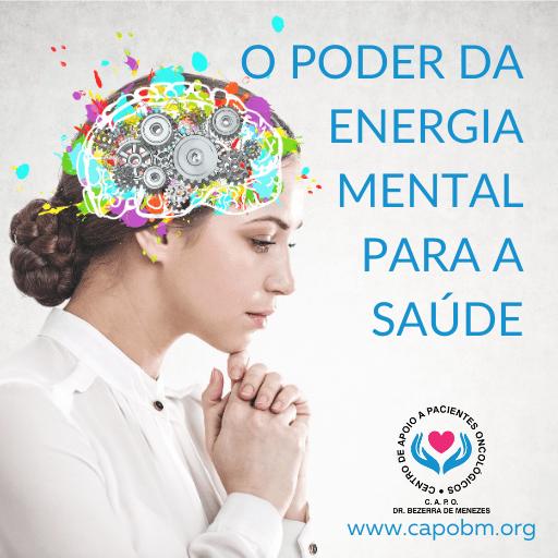 O poder da energia mental
