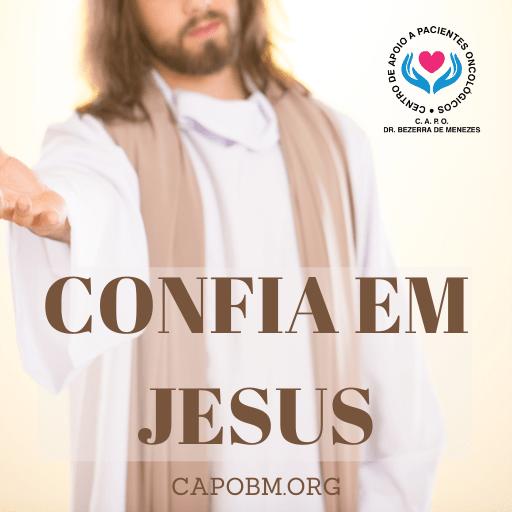 Confia em Jesus